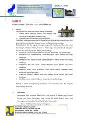 FIX BAB II INVENTARISASI DATA DAN KEGIATAN LAPANGAN.docx