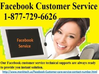 Contact us Best Service Facebook Customer Service 1-877-729-6626.pptx