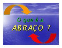 O QUE É ABRAÇO.pdf