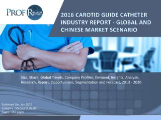 2016 CAROTID GUIDE CATHETER INDUSTRY REPORT - GLOBAL AND CHINESE MARKET SCENARIO.pdf