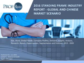 2016 STANDING FRAME INDUSTRY REPORT - GLOBAL AND CHINESE MARKET SCENARIO.pdf