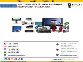 Japan Consumer Electronics Market.pptx