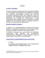ENADE Informações.doc