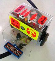 روبوت ديداكتيكي بسيط رخيص شامل