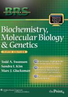 Biochemistry, Molecular Biology, and Genetics 5th - BRS.pdf