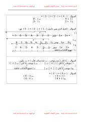 اختيار رياضيات متوسط من متعدد2.doc