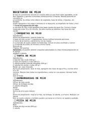 RECETARIO DE MIJO.doc
