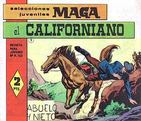 El californiano 09 (Ed. Maga 1965) by  AROJOJASO y Balrog[CRG].cbr